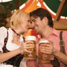 Disfraces de alemanes Oktoberfest para fiestas y Carnaval