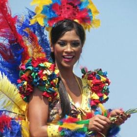 Disfraces de rumbero y rumbera para fiestas y Carnaval
