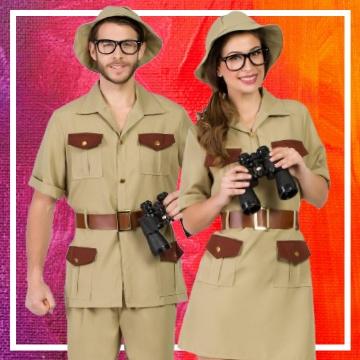 Tienda online de disfraces en pareja de oficios