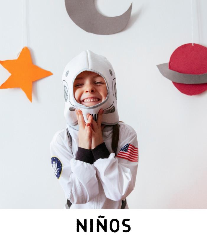 Compra disfraz para niños