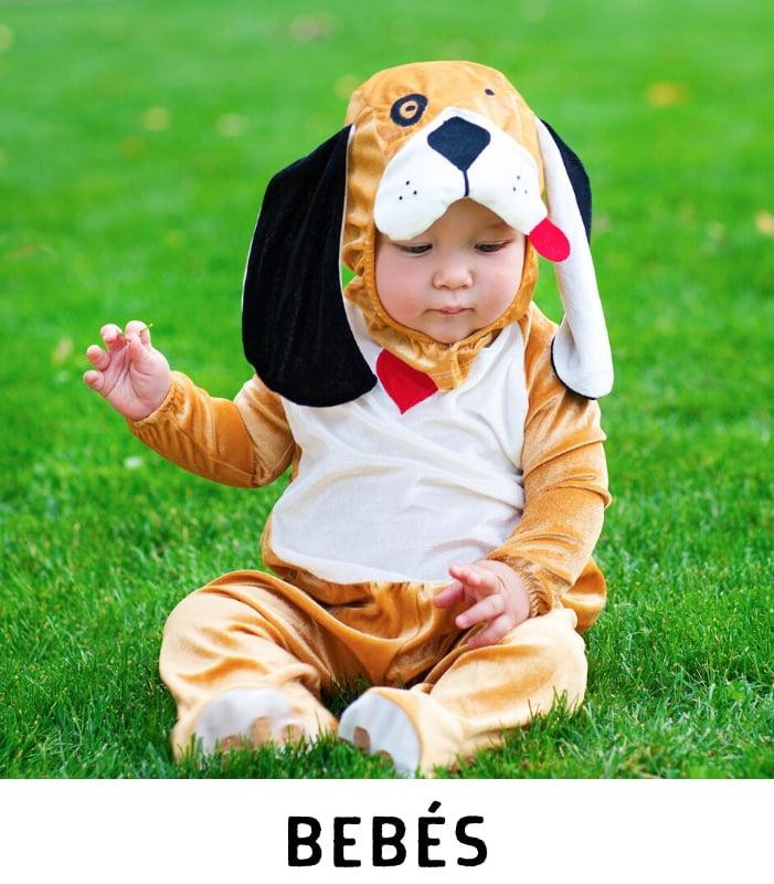 Compra disfraz para bebés