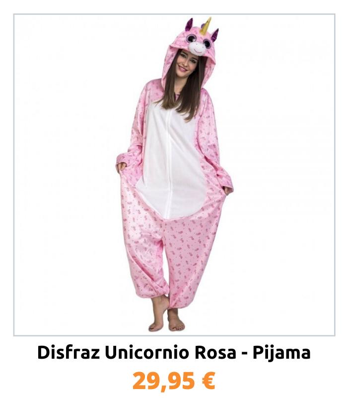Compra el disfraz Unicornio de mujer