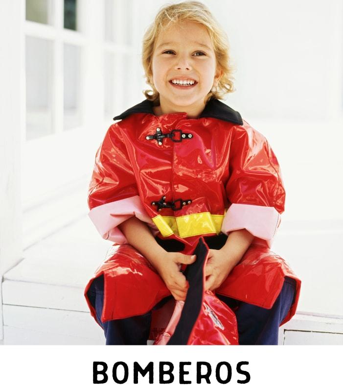 Compra disfraces de bomberos