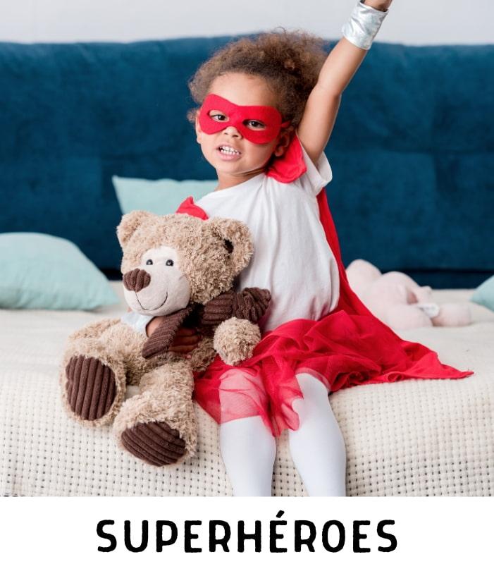 Compra disfraces de superhéore