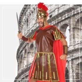 cd72803d6 ▷Disfraces de romanas, griegas y romanos | Envío 24h