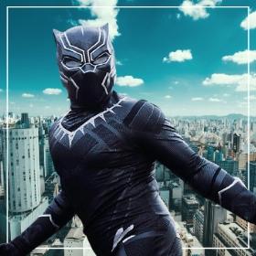 Tienda online de disfraces de Pantera Negra