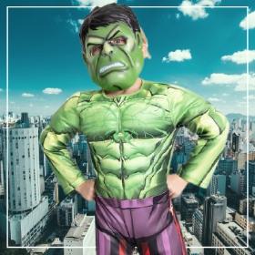Tienda online de disfraces de Hulk