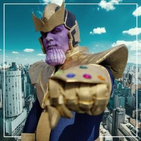 Tienda online de disfraces de Thanos