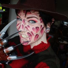 Disfraces de Freddy Krueger para Halloween y fiestas de miedo