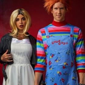 Disfraces de muñeco diabólico Chucky para Halloween y fiestas de miedo