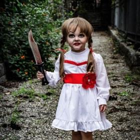 Disfraces de Annabelle para Halloween y fiestas de miedo