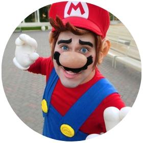 Compra online los disfraces más originales de Super Mario y sus personajes