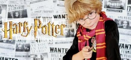 Disfraces oficiales y accesorios de Harry Potter