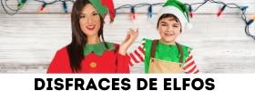 Disfraces de duendes y Elfos ayudantes de Papá Noel