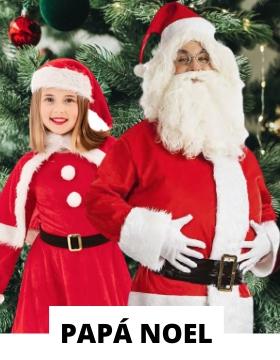 Compra online los disfraces navideños de Papá Noél más originales