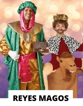 Compra online los disfraces navideños de Reyes Magos más originales