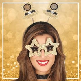 Compra online gafas para una fiesta de fin de año