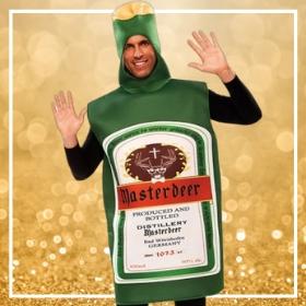 Compra online disfraces graciosos para una fiesta de fin de año