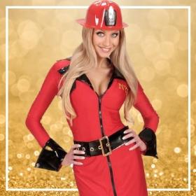 Compra online disfraces de uniformes para una fiesta de fin de año